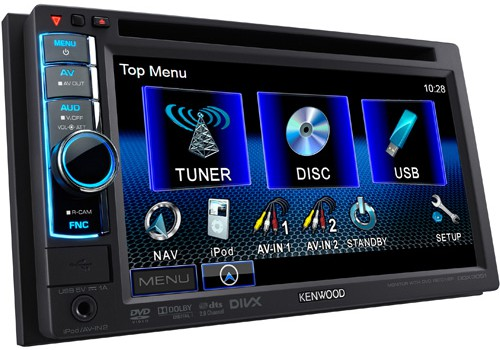 KENWOOD DDX-3021 2-DIN Multimedija