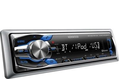 Brodski radio KMR-M308BTE VODOOTPORAN SA USB-om i AUX-om, bluetoothom